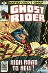 Ghost Rider #37 comic books for sale