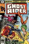 Ghost Rider #38 comic books - cover scans photos Ghost Rider #38 comic books - covers, picture gallery