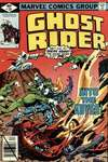 Ghost Rider #39 comic books - cover scans photos Ghost Rider #39 comic books - covers, picture gallery