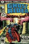 Ghost Rider #40 comic books - cover scans photos Ghost Rider #40 comic books - covers, picture gallery
