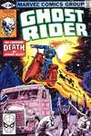 Ghost Rider #42 comic books - cover scans photos Ghost Rider #42 comic books - covers, picture gallery