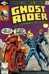 Ghost Rider #43 comic books - cover scans photos Ghost Rider #43 comic books - covers, picture gallery