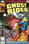 Ghost Rider #45 comic books - cover scans photos Ghost Rider #45 comic books - covers, picture gallery