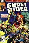 Ghost Rider #47 comic books - cover scans photos Ghost Rider #47 comic books - covers, picture gallery