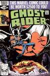 Ghost Rider #48 comic books for sale