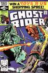 Ghost Rider #49 comic books - cover scans photos Ghost Rider #49 comic books - covers, picture gallery