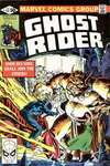 Ghost Rider #53 comic books - cover scans photos Ghost Rider #53 comic books - covers, picture gallery