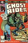 Ghost Rider #57 comic books for sale