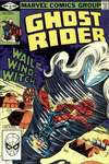 Ghost Rider #66 comic books - cover scans photos Ghost Rider #66 comic books - covers, picture gallery