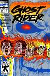 Ghost Rider #25 comic books - cover scans photos Ghost Rider #25 comic books - covers, picture gallery