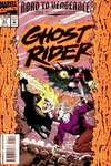 Ghost Rider #41 comic books - cover scans photos Ghost Rider #41 comic books - covers, picture gallery