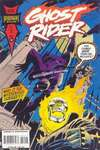 Ghost Rider #52 comic books - cover scans photos Ghost Rider #52 comic books - covers, picture gallery