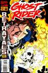 Ghost Rider #58 comic books - cover scans photos Ghost Rider #58 comic books - covers, picture gallery