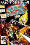 Ghost Rider/Blaze: Spirits of Vengeance #1 comic books - cover scans photos Ghost Rider/Blaze: Spirits of Vengeance #1 comic books - covers, picture gallery
