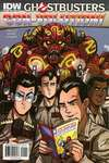 Ghostbusters: Con-Volution #1 comic books - cover scans photos Ghostbusters: Con-Volution #1 comic books - covers, picture gallery