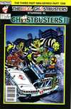 Ghostbusters II comic books