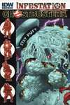 Ghostbusters: Infestation comic books