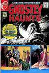 Ghostly Haunts comic books