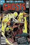 Ghosts #104 comic books for sale