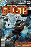 Ghosts #72 Comic Books - Covers, Scans, Photos  in Ghosts Comic Books - Covers, Scans, Gallery