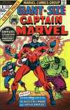 Giant-Size Captain Marvel #1 comic books - cover scans photos Giant-Size Captain Marvel #1 comic books - covers, picture gallery