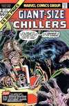 Giant-Size Chillers #2 comic books - cover scans photos Giant-Size Chillers #2 comic books - covers, picture gallery