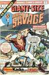 Giant-Size Doc Savage #1 comic books - cover scans photos Giant-Size Doc Savage #1 comic books - covers, picture gallery