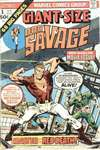 Giant-Size Doc Savage Comic Books. Giant-Size Doc Savage Comics.