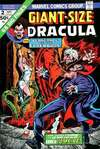 Giant-Size Dracula # comic book complete sets Giant-Size Dracula # comic books