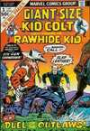 Giant-Size Kid Colt #1 comic books - cover scans photos Giant-Size Kid Colt #1 comic books - covers, picture gallery