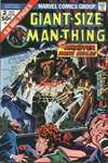 Giant-Size Man-Thing #2 Comic Books - Covers, Scans, Photos  in Giant-Size Man-Thing Comic Books - Covers, Scans, Gallery