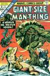 Giant-Size Man-Thing #3 comic books - cover scans photos Giant-Size Man-Thing #3 comic books - covers, picture gallery