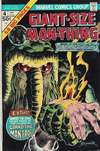 Giant-Size Man-Thing #4 Comic Books - Covers, Scans, Photos  in Giant-Size Man-Thing Comic Books - Covers, Scans, Gallery