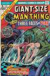 Giant-Size Man-Thing #5 comic books - cover scans photos Giant-Size Man-Thing #5 comic books - covers, picture gallery