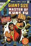 Giant-Size Master of Kung Fu comic books