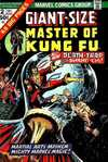 Giant-Size Master of Kung Fu #2 comic books - cover scans photos Giant-Size Master of Kung Fu #2 comic books - covers, picture gallery