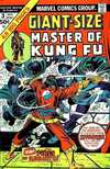 Giant-Size Master of Kung Fu #3 comic books for sale
