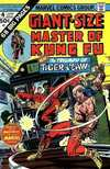 Giant-Size Master of Kung Fu #4 comic books for sale