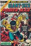 Giant-Size Power Man #1 Comic Books - Covers, Scans, Photos  in Giant-Size Power Man Comic Books - Covers, Scans, Gallery