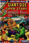 Giant-Size Super-Stars Comic Books. Giant-Size Super-Stars Comics.