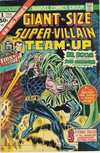 Giant-Size Super-Villain Team-Up comic books