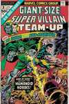 Giant-Size Super-Villain Team-Up #2 comic books - cover scans photos Giant-Size Super-Villain Team-Up #2 comic books - covers, picture gallery