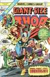 Giant-Size Thor Comic Books. Giant-Size Thor Comics.