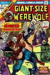 Giant-Size Werewolf Comic Books. Giant-Size Werewolf Comics.