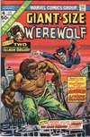 Giant-Size Werewolf #4 comic books for sale