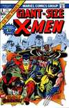 Giant-Size X-Men comic books