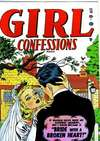 Girl Confessions Comic Books. Girl Confessions Comics.