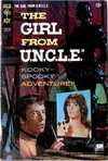 Girl From U.N.C.L.E. #5 comic books - cover scans photos Girl From U.N.C.L.E. #5 comic books - covers, picture gallery