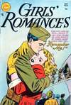 Girls' Romances #15 comic books - cover scans photos Girls' Romances #15 comic books - covers, picture gallery