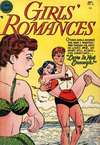 Girls' Romances #16 comic books - cover scans photos Girls' Romances #16 comic books - covers, picture gallery
